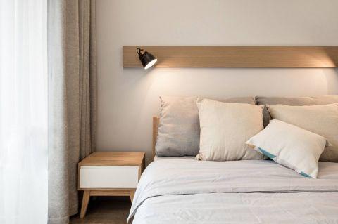卧室背景墙北欧U乐国际优乐娱乐官网欢迎您