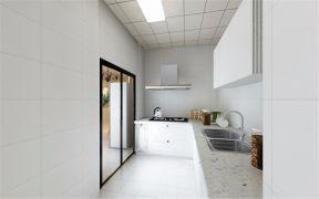 厨房吊顶现代简约设计效果图