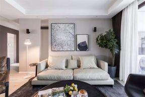 客厅背景墙现代简约U乐国际装饰优乐娱乐官网欢迎您