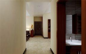 客厅走廊新中式U乐国际优乐娱乐官网欢迎您