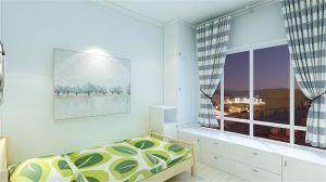 卧室背景墙u乐国际娱乐城U乐国际装饰设计图片