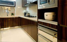 厨房橱柜简约U乐国际装潢图片