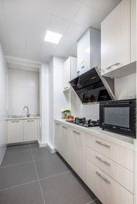 美好厨房橱柜装饰图片