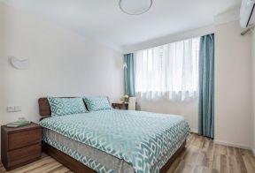 2019日式卧室装修设计图片 2019日式窗帘装修效果图片