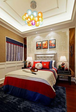 2019新古典卧室装修设计图片 2019新古典背景墙装修设计