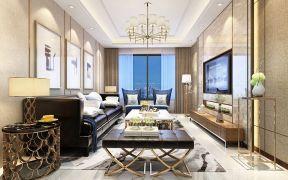 110平混搭风格四室两厅装修效果图
