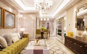 2018现代90平米装饰设计 2018现代三居室装修设计图片