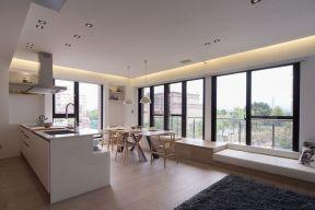 2019现代150平米效果图 2019现代二居室装修设计