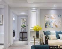 u乐国际娱乐城客厅沙发装潢设计图片