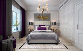 卧室窗帘现代u乐娱乐平台方案