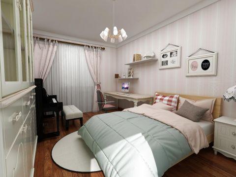 简洁卧室u乐国际娱乐城室内u乐娱乐平台图片