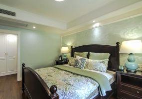 卧室背景墙现代简约u乐娱乐平台案例