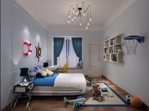 精美绝伦卧室简欧图片