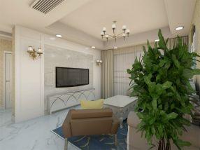 歐式客廳吊頂設計圖欣賞