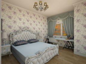奢华卧室室内u乐娱乐平台设计
