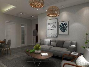 现代简约客厅沙发设计