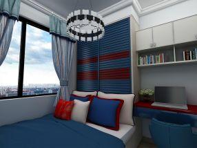 赏心悦目白色卧室装潢图片