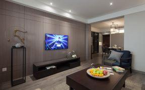 94平现代风格三居室装修效果图