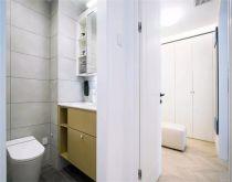 极致卫生间简约优乐娱乐官网欢迎您图片