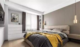 卧室背景墙简约室内u乐娱乐平台图片
