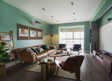 2018混搭150平米效果图 2018混搭三居室装修设计图片