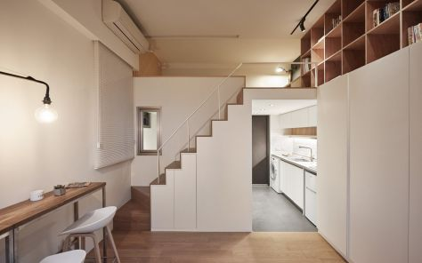 2019宜家60平米以下装修效果图大全 2019宜家公寓装修设计