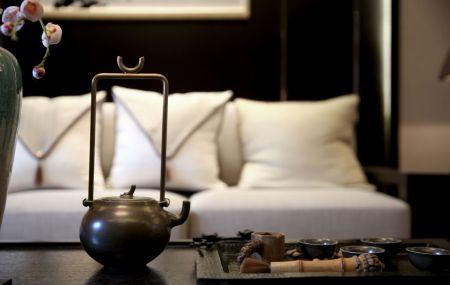 奢华大气茶几装饰图片