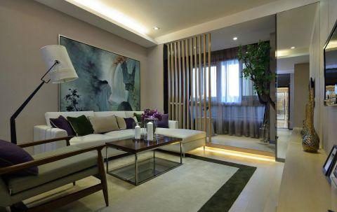 2019后现代110平米u乐娱乐平台设计 2019后现代套房设计图片