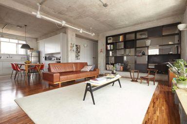 2021日式90平米装饰设计 2021日式二居室装修设计