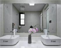 2019现代110平米装修设计 2019现代二居室装修设计