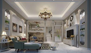 2018现代240平米装修图片 2018现代别墅装饰设计