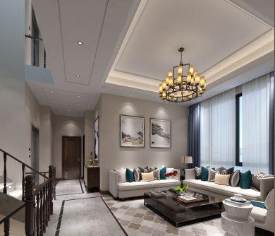 2018现代300平米以上装修效果图片 2018现代别墅装饰设计