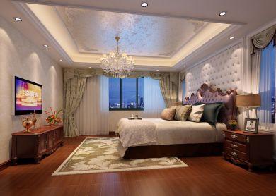 2021简欧卧室装修设计图片 2021简欧背景墙图片