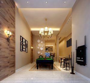 迷人现代米色地板装修效果图大全