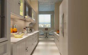 新古典厨房地板装修效果图大全