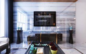 2018新中式150平米效果图 2018新中式套房设计图片