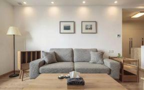 85平日式风格公寓装修效果图
