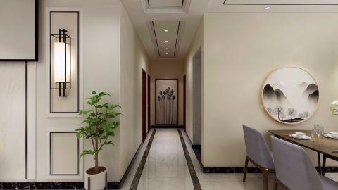 2018现代简约90平米装饰设计 2018现代简约设计图片