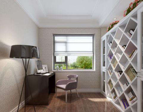 2018简约150平米效果图 2018简约三居室装修设计图片