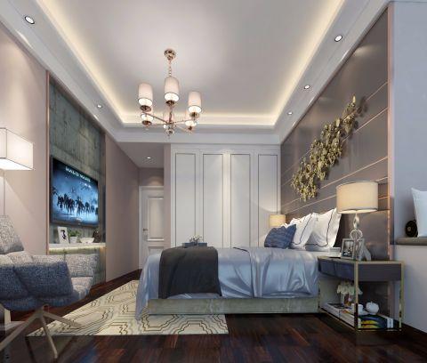美好卧室室内效果图