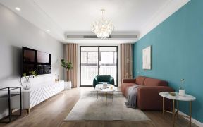 2018北欧90平米装饰设计 2018北欧套房设计图片