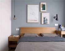 2019北欧卧室装修设计图片 2019北欧照片墙装修效果图大全