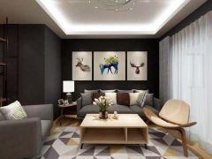 2019工业70平米设计图片 2019工业二居室装修设计