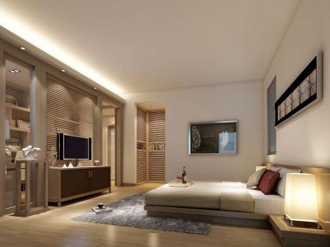 2018现代卧室装修设计图片 2018现代吊顶设计图片