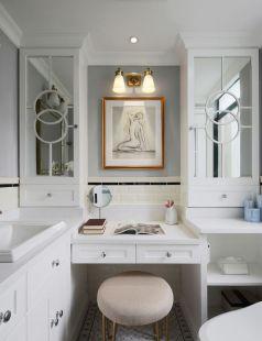 2019美式浴室设计图片 2019美式吊顶装修效果图大全
