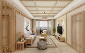 2021日式150平米效果图 2021日式二居室装修设计