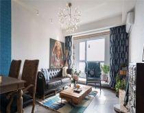 2020混搭90平米装饰设计 2020混搭二居室装修设计