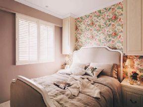 2019乡村卧室装修设计图片 2019乡村背景墙装饰设计