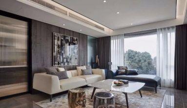2021新中式300平米以上装修效果图片 2021新中式别墅装饰设计