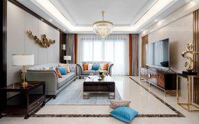 2019现代欧式110平米装修设计 2019现代欧式公寓装修设计